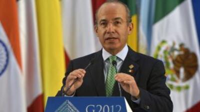 """El mandatario mexicano dijo que veía a los países europeos """"fuertes para..."""