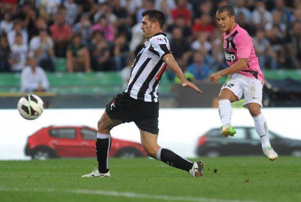 Medio, Sebastián Giovinco: Este italiano fue el mejor hombre de la Juven...