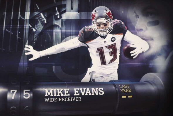 #75 Mike Evans.
