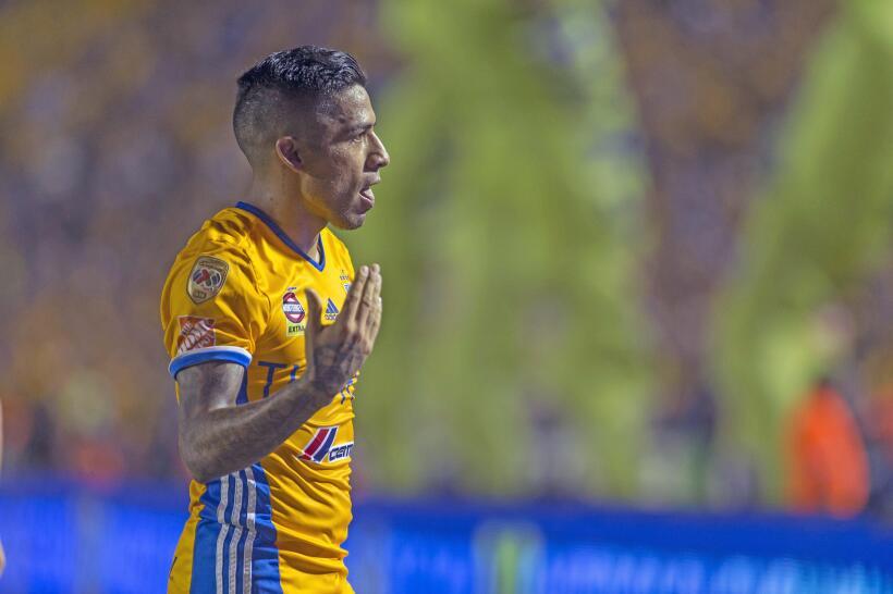 Los Tigres silenciaron los ladridos de los Xolos con 2-0 en el Volcán Ja...
