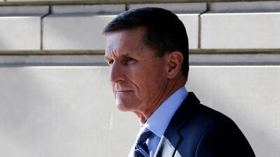 Michael Flynn, exasesor de seguridad de Trump, pide que no lo encarcelen porque, según él, solo cometió un error
