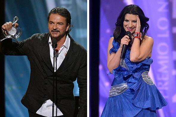 En Premio Lo Nuestro se reconocieron a dos figuras importantes: Ricardo...