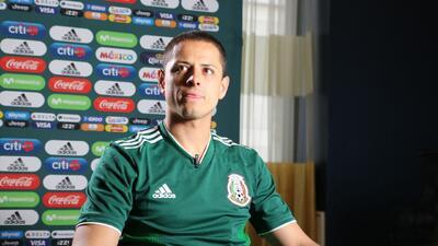 El delantero mexicano expresó su confianza en el Tri para Rusia 2...