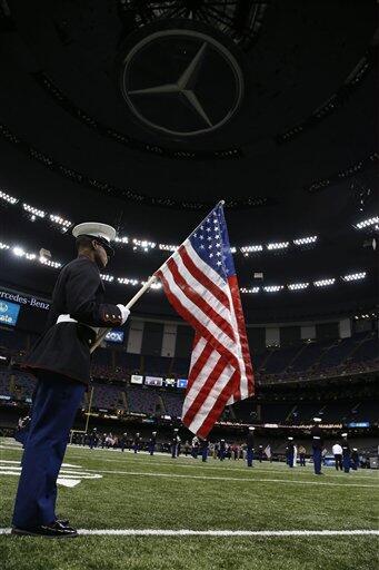 La NFL honró al Ejército de los Estados Unidos de América en la semana 9...