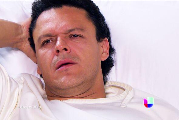Sofía fue tu mejor medicina, con sólo verla recuperaste todas tus fuerza...