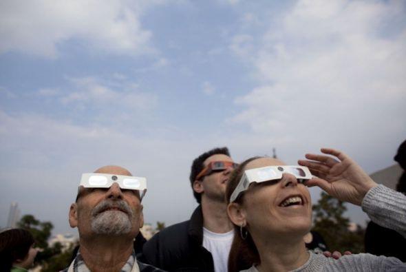 El eclipse se puede ver desde Europa con diferentes matices y en Islandi...
