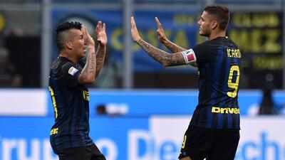 Inter de Milán no pasa del empate ante el Palermo