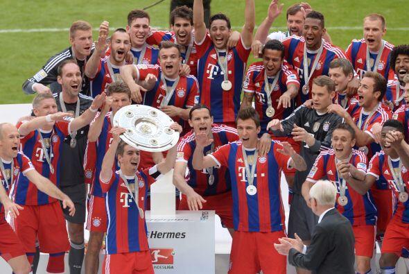No obstante, para que eso suceda el Bayern tendría que ser menoscabado e...