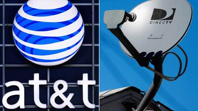 ¿La fusión de AT&T y Directv bajará tus recibos?
