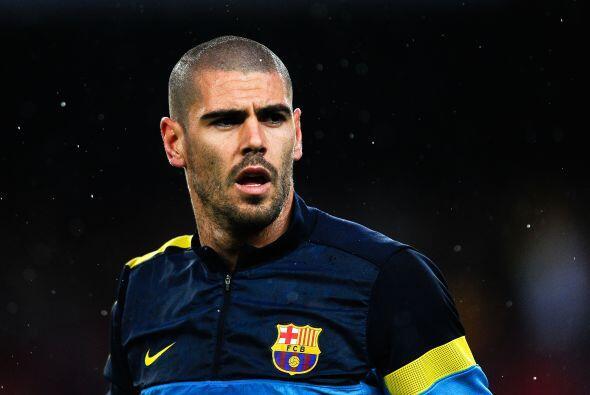 Junto con él llegaría el arquero Víctor Valdés del Barcelona. El portero...