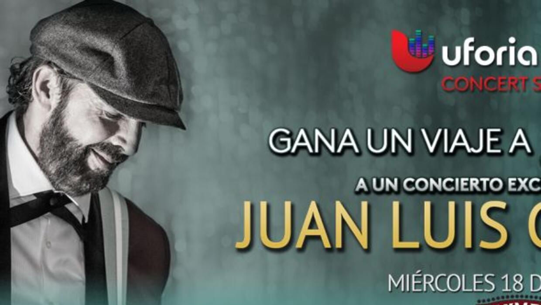 Concurso para Viaje a Miami con Juan Luis Guerra