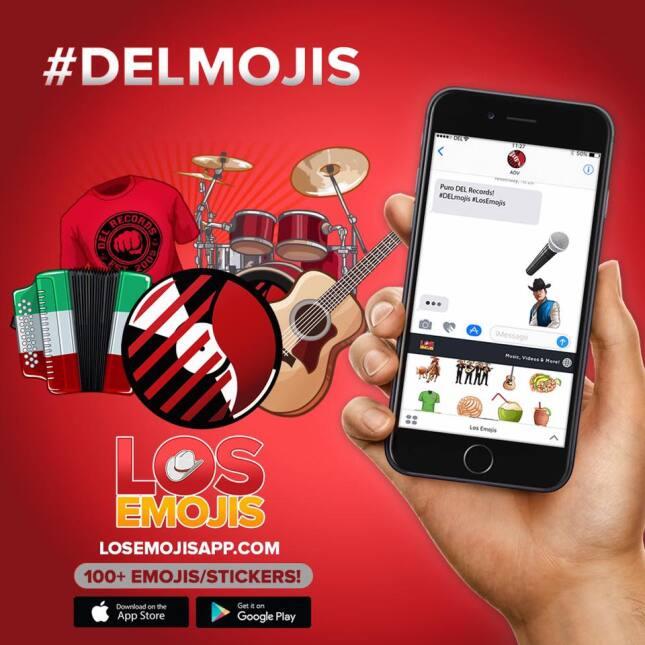 #Delmojis