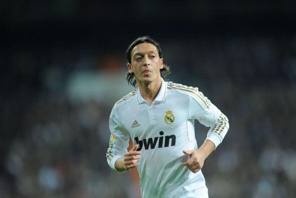 Ozil, sin dudas, es dueño de un talento muy bueno. Fue perdiendo...