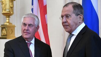Estados Unidos y Rusia acuerdan investigar el ataque químico en Siria