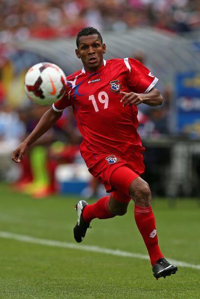 Alberto Quintero.- Este jugador fue una pesadilla para México en la Copa...