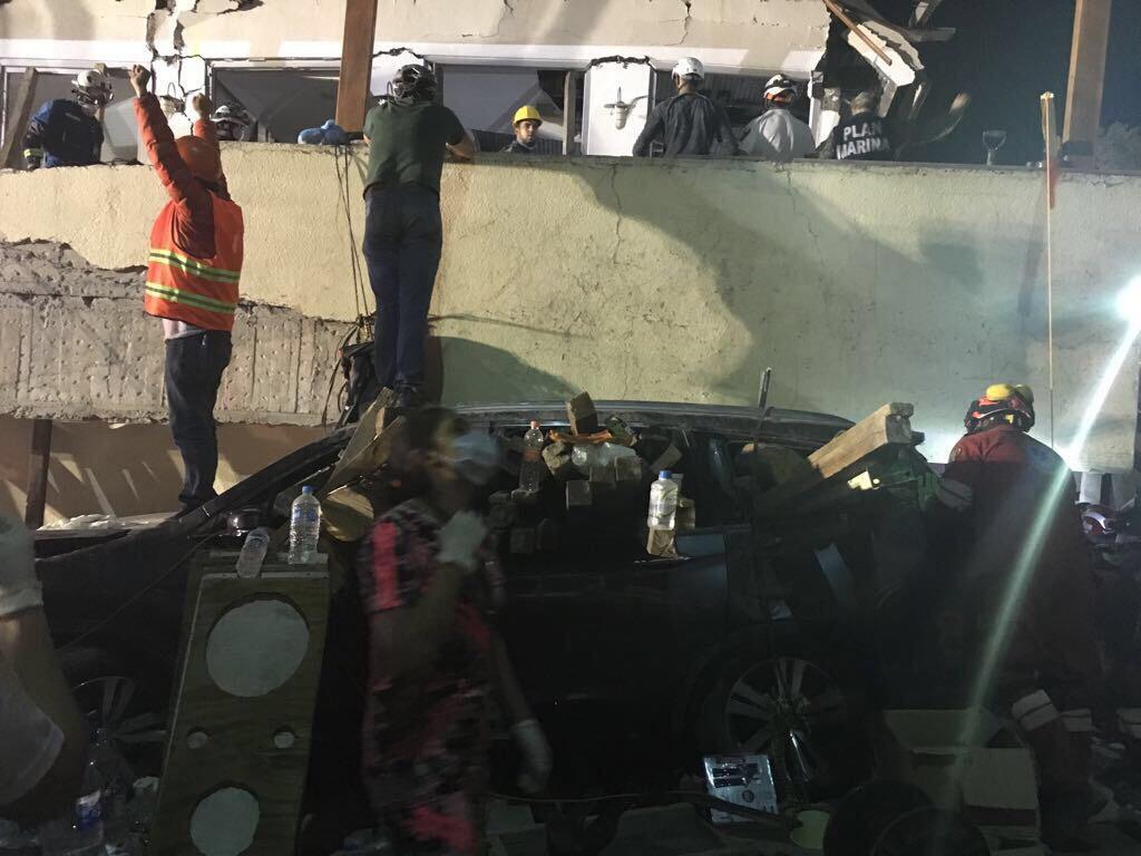 Terremoto México Rébsamen
