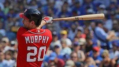 Los Chicago Cubs se refuerzan con su némesis Daniel Murphy