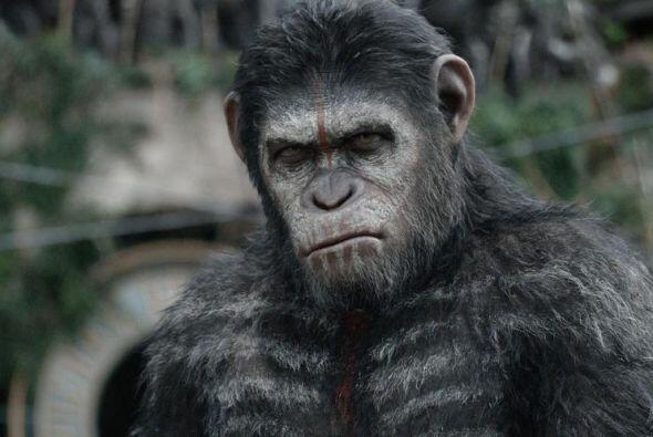 """""""Dawn of the Planet of the Apes"""", otra cinta más de acción que vemos en..."""
