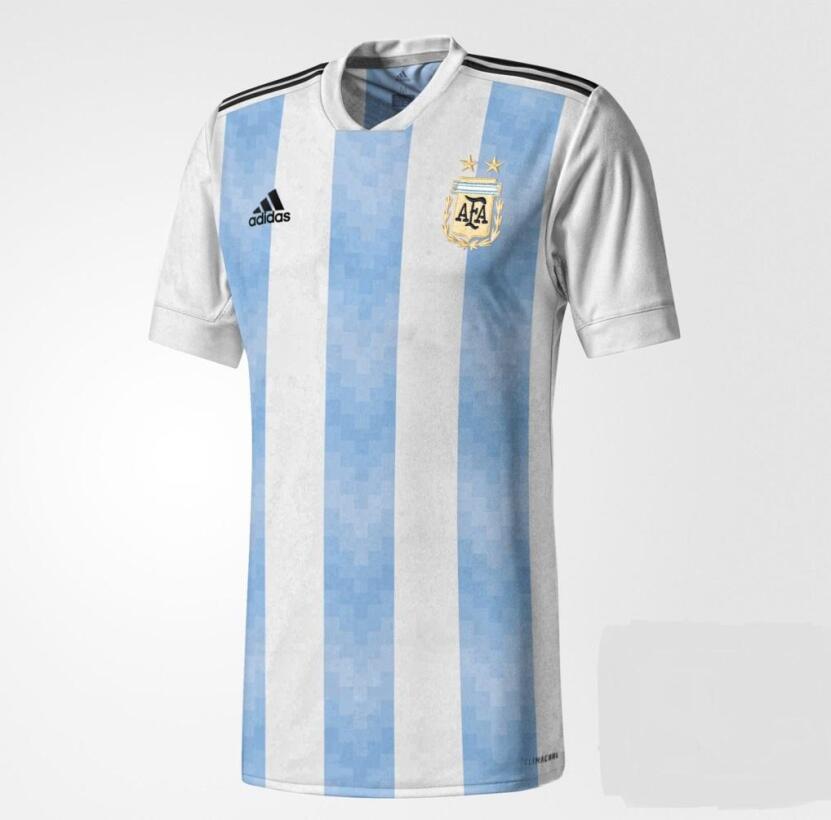 Adidas presentó los nuevos uniformes para el Mundial de Rusia 2018 19017...
