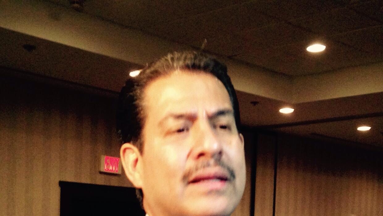 Adrián García, candidato a la alcaldía de Houston