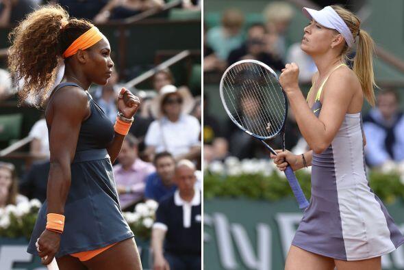 Se cumplieron los pronósticos en Roland Garros: Serena Williams y María...