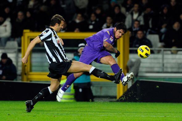Juventus recibió a la Fiorentina con la ilusión de cnseguir un triunfo q...