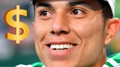 ¡Por arriba de Gignac! Carlos Salcedo podría ser el mejor pago de la Liga MX