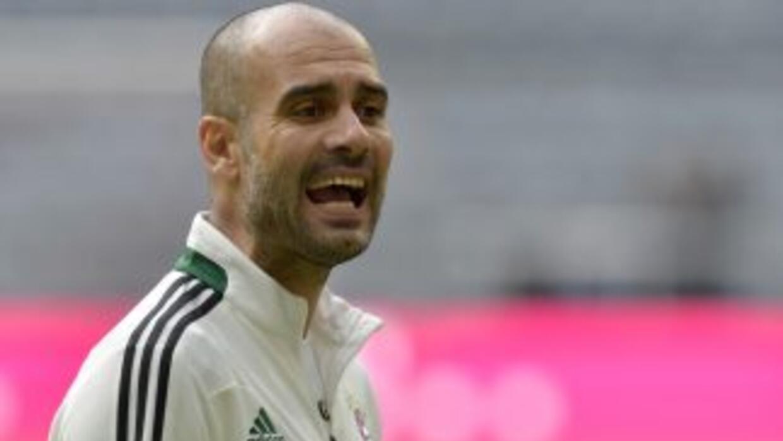 El ahora entrenador del Bayern Múnich creeo que la dupla del argentino y...