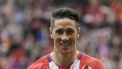 En fotos: Goleada al Levante y el Atlético de Madrid se consolida segundo