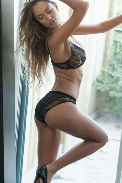 La espectacular modelo canadiense es sin duda una de las mujeres más her...