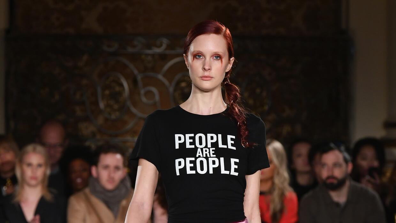 En primera fila: Ivanka Trump en New York Fashion Week a través de los a...