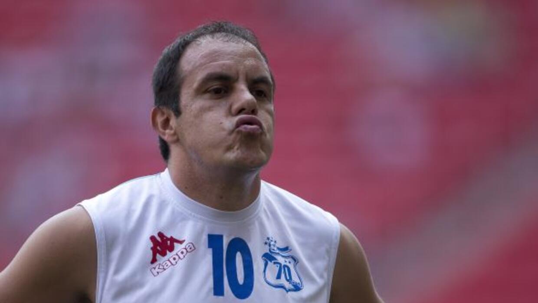El jugador de la Franja señaló que Chivas ha hecho las cosas mal y que p...