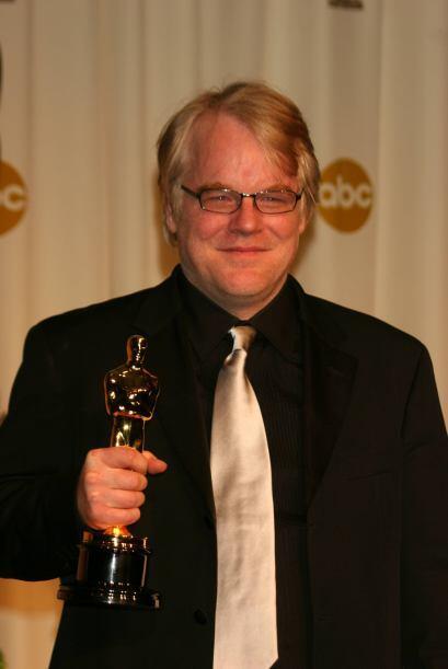 Hoffman ha sido recordado por sus amigos actores como un histrión de gra...