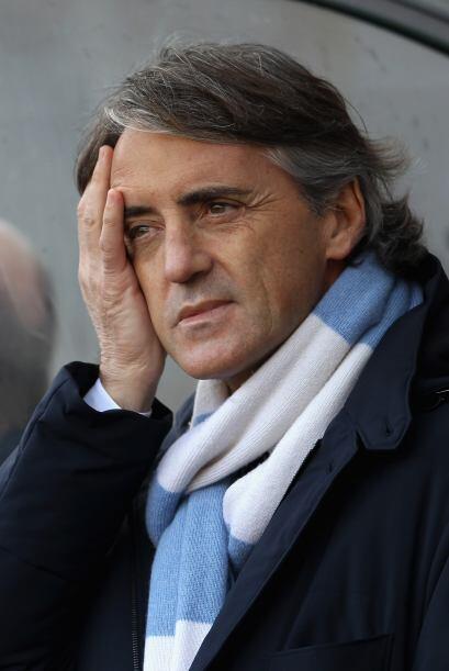 De esta manera, los hombres de Roberto Mancini no sólo perdieron el jueg...