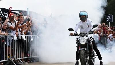 El Gran Premio de Austria prende los motores con una fiesta llena de alegría