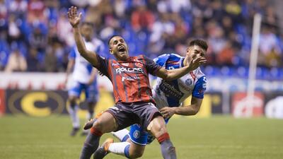 En fotos: Necaxa le arruinó la noche a Puebla en el Cuauhtémoc