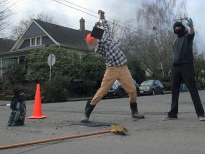 Portland Anarchist Road Care