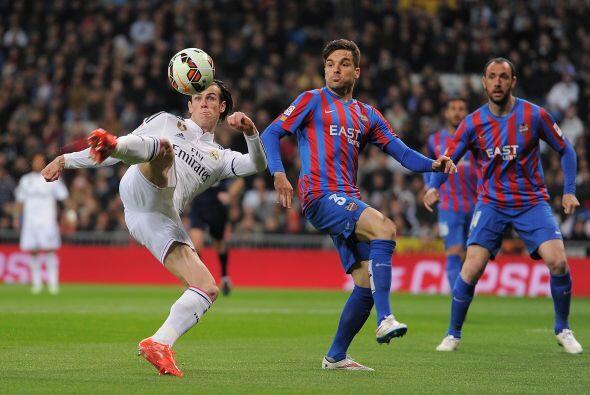 De todas formas posibles el Real Madrid superó al Levante que no podía s...