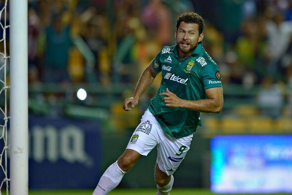 Miguel Sabah, el atacante ex de Chivas llegó a un León par...