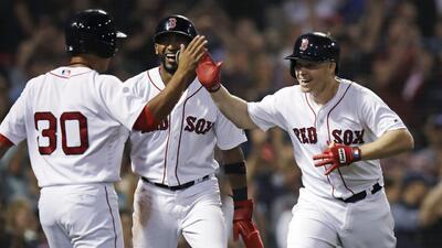Los Boston Red Sox amarran el primer boleto a los Playoffs de la MLB 2018