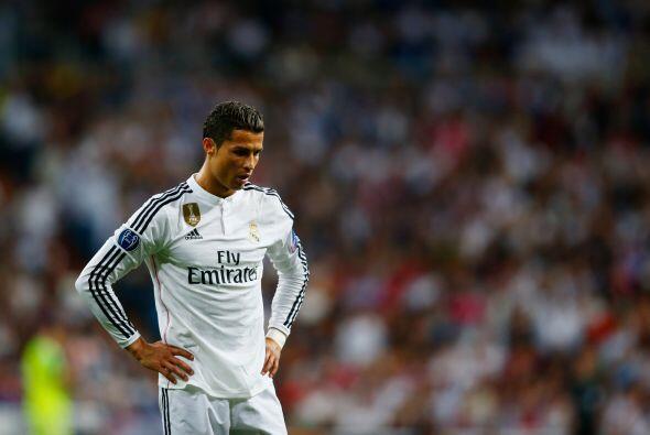 Cristiano quedó en 'shock' tras perderse una chance muy clara por los re...