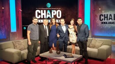 'El Chapo Ilimitado' tendrá transmisión simultánea en Facebook y Univision