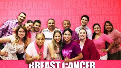 ¿Sabías que el cáncer del seno es más difícil de tratarlo en mujeres his...