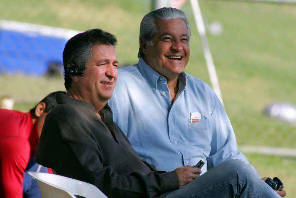 Rafael Lebrija llegó a Chivas buscando aplicar su fórmula...