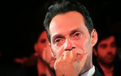 Marc Anthony, preocupado por la salud de su madre, Guillermina Qui&ntild...