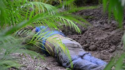 Suman 42 cuerpos hallados en las fosas clandestinas en Jalisco y Michoac...