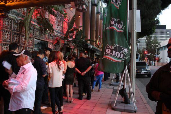 El Bonche de Eventos de LA 101.9 se voló la barda al presentar a Intocba...