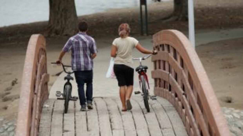 San Bernardino fue calificada como la peor ciudad de EEUU para conseguir...