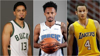 Braian Angola se quedó sin 'Magia' como otros latinos que no trascendieron en la NBA