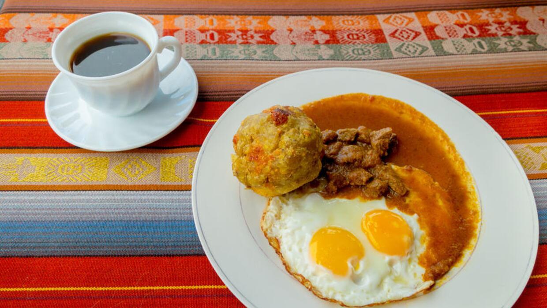 Comida Típica en Ecuador